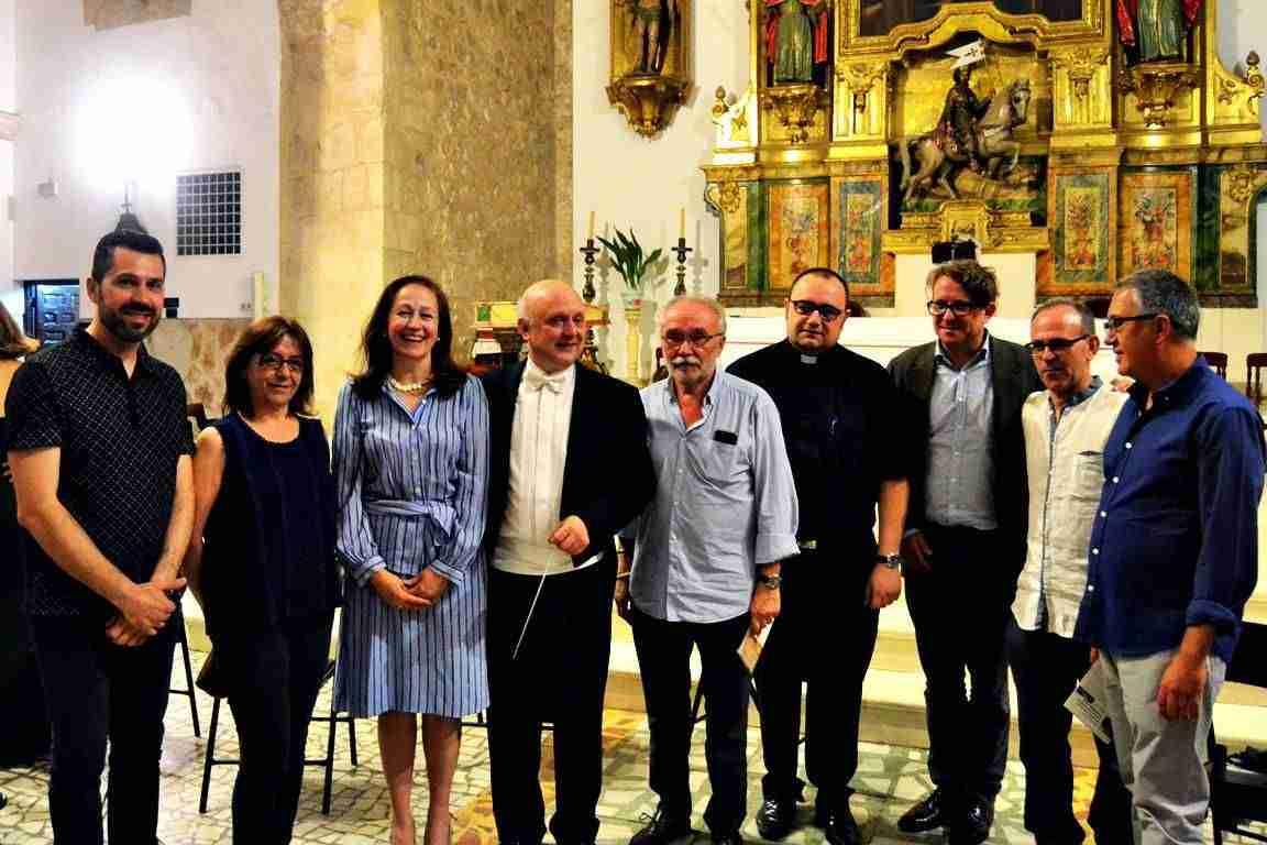 "El ""Gloria"" de Vivaldi, en la Iglesia Parroquial de Quintanar de la Orden 1"