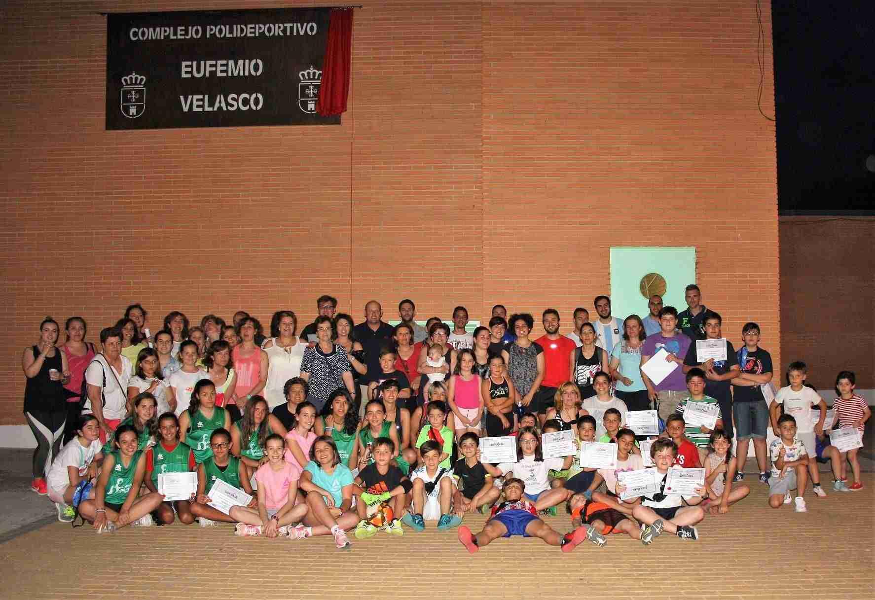 Exhibición de deportes y entrega de diplomas, broche final a las Escuelas Deportivas y la Universidad Popular de Torralba 9