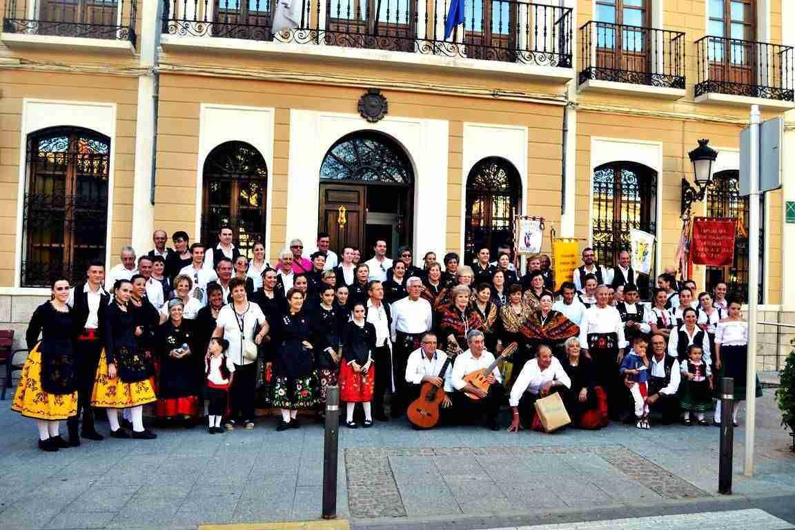 VI Festival de Grupos Manchegos organizado por el Grupo Folclórico Raíces Manchegas de Quintanar de la Orden 1