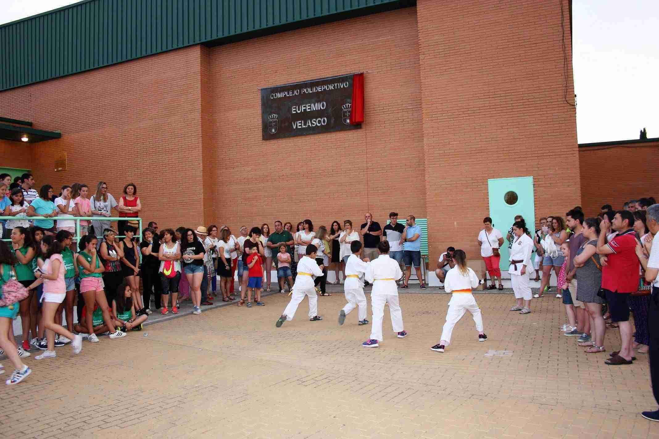Exhibición de deportes y entrega de diplomas, broche final a las Escuelas Deportivas y la Universidad Popular de Torralba 11