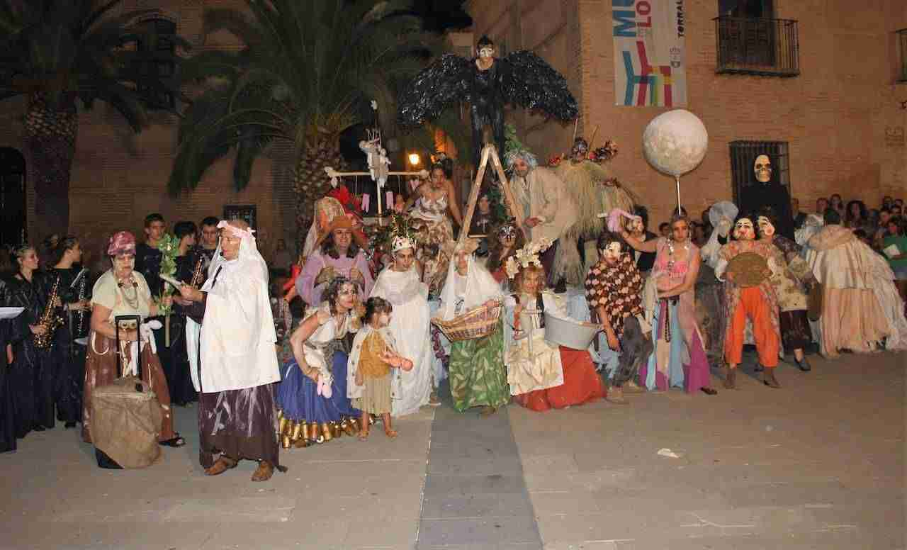 festival teatro, representación plaza 1