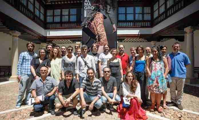 La Compañía Nacional de Teatro Clásico en la 35 edición del Festival Internacional de Teatro Clásico de Almagro. Foto: Guillermo Casas en Wikipedia