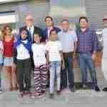 llegada menores saharauis ciudad real 1 150x150 - Solidaridad entre los pueblos en la recepción de los menores saharauis que vienen gracias a la Diputación