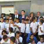 llegada menores saharauis ciudad real 4 150x150 - Solidaridad entre los pueblos en la recepción de los menores saharauis que vienen gracias a la Diputación