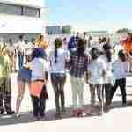 llegada menores saharauis ciudad real 5 150x150 - Solidaridad entre los pueblos en la recepción de los menores saharauis que vienen gracias a la Diputación
