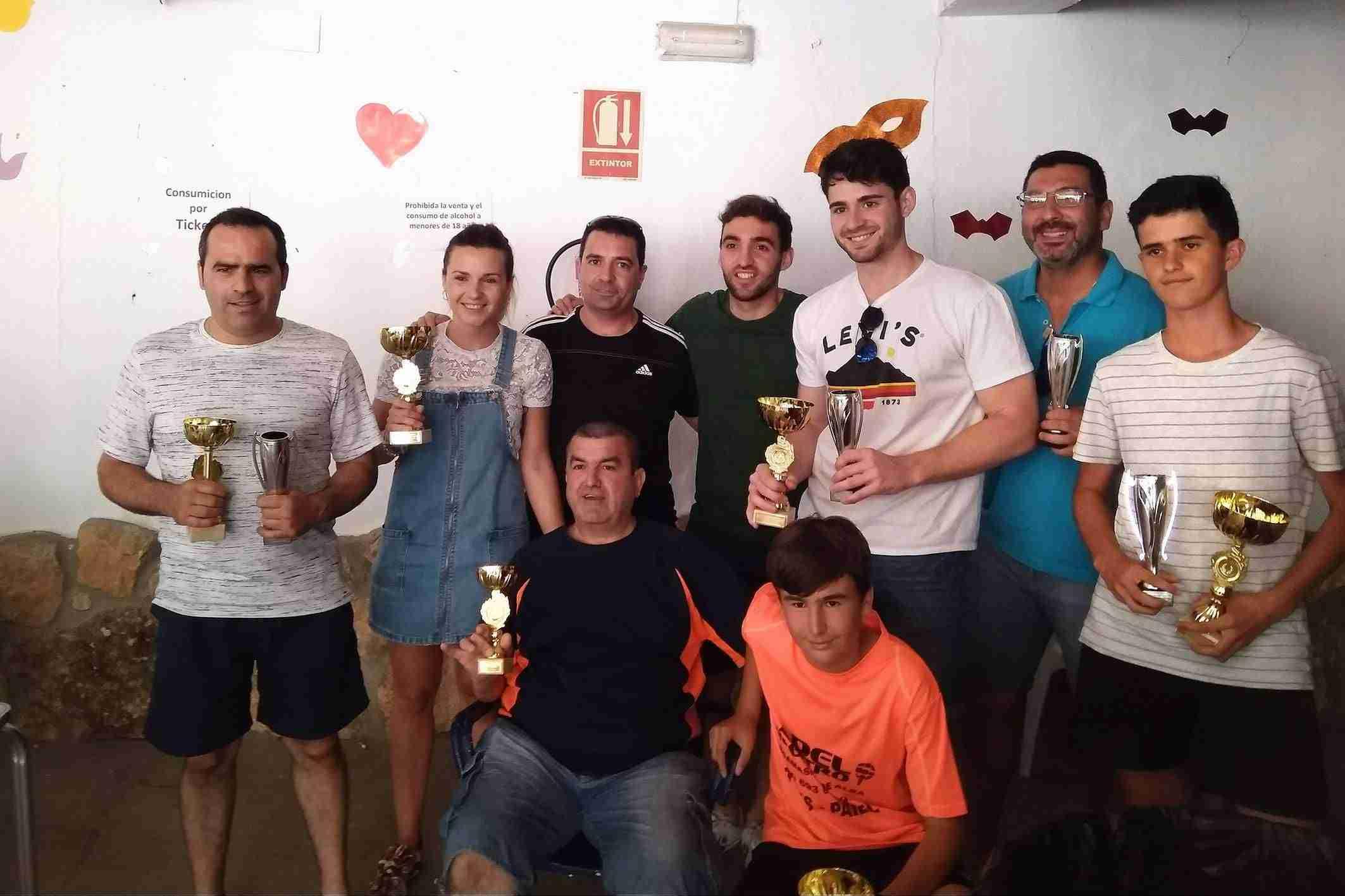Jesús Hilario gana la liga de tenis 2017/18 de Argamasilla de Alba 1