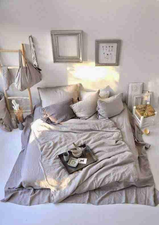 camas a ras del suelo II