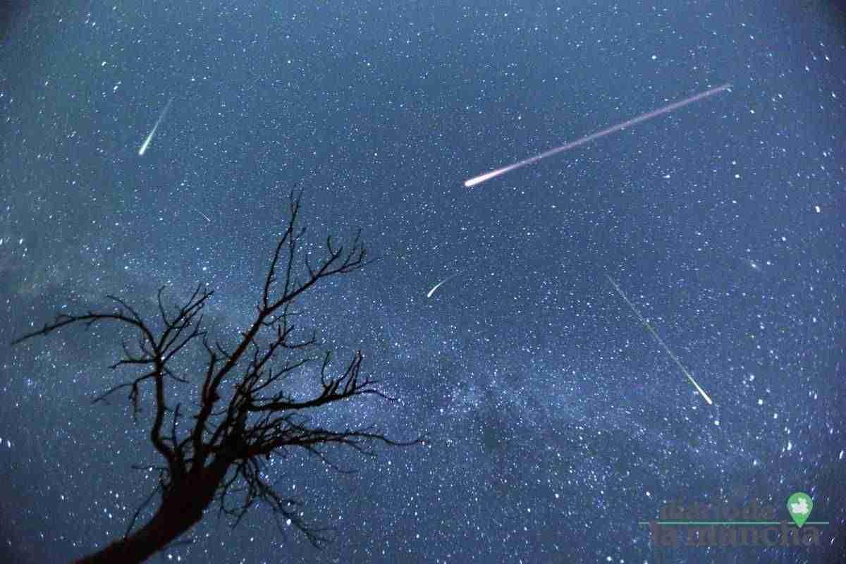 lluvia de estrellas fugaces perseidas 0001 - Herencia cuenta con espacios únicos para disfrutar de Las Lágrimas de San Lorenzo