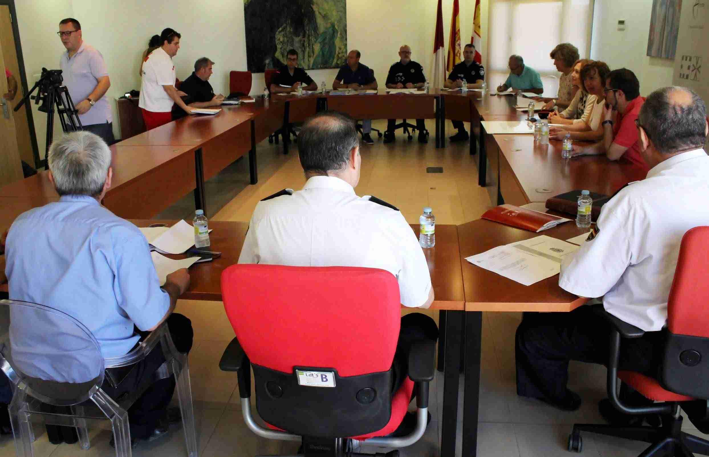 Subdelegación de Gobierno visitó Alcázar para conocer las necesidades de reposición policial 3