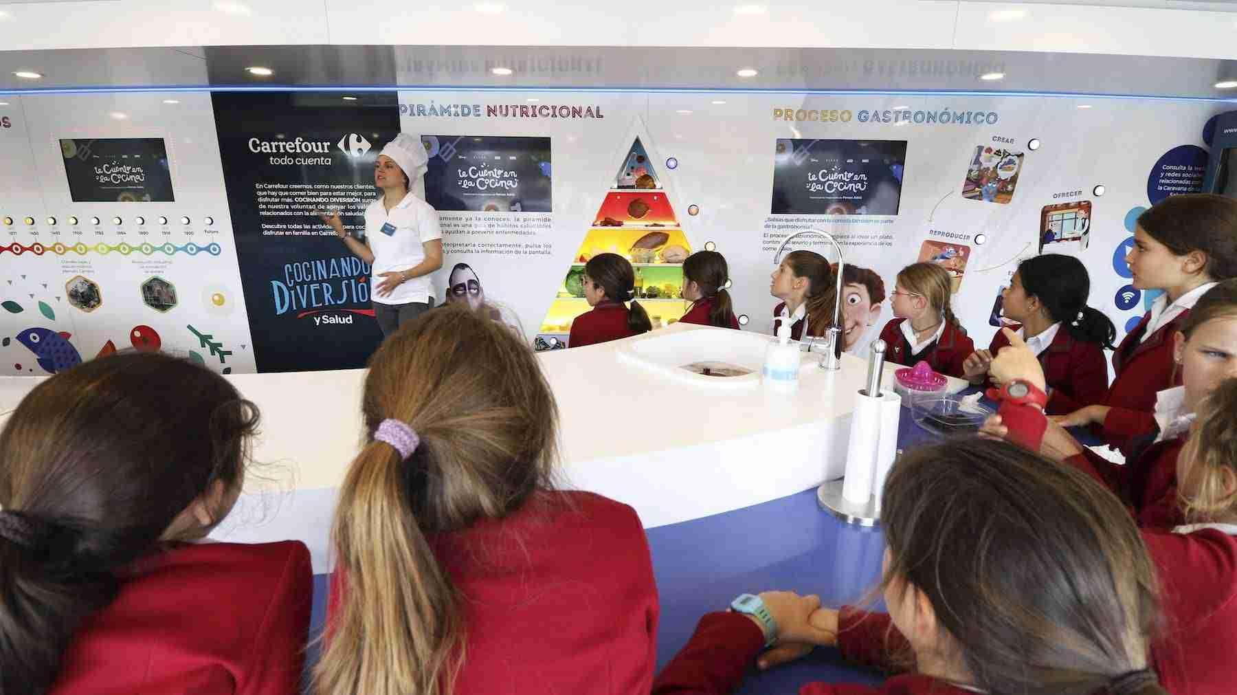 La caravana de la salud llega a Ciudad Real con Ferran Adriá y Disney 3