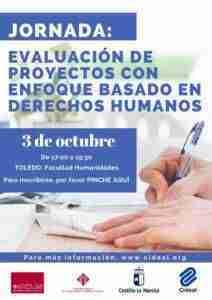 CIDEAL organiza una jornada gratuita sobre Evaluación de Proyectos en Toledo 3