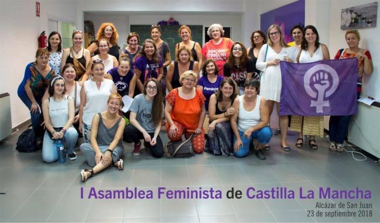 La primera asamblea feminista de Castilla-La Mancha se constituye en Alcázar de San Juan
