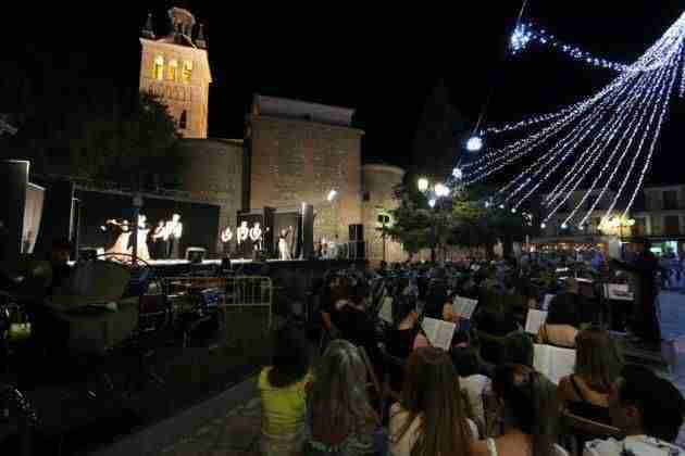 Música y toros, protagonistas en la recta final de las fiestas de Illescas 1