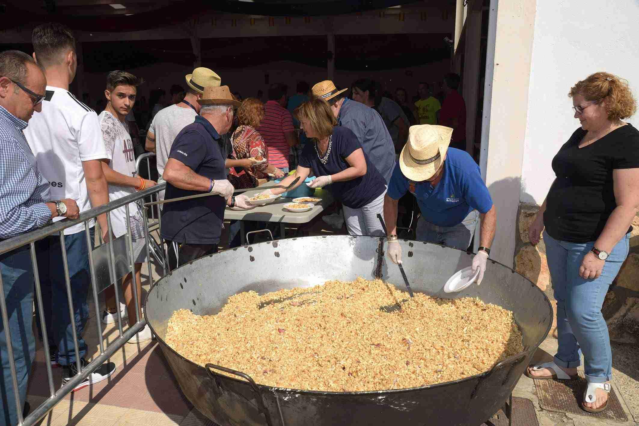Los argamasilleros disfrutan y potencian sus tradiciones en la XIX Fiesta de la Vendimia 15