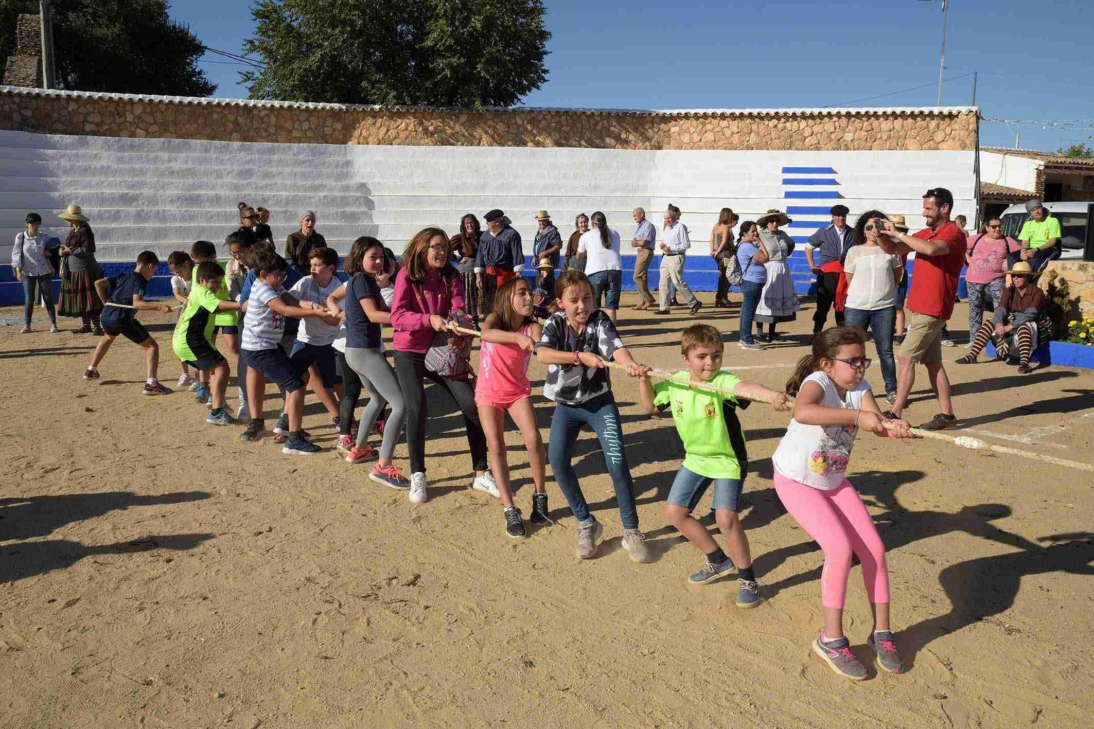 Los argamasilleros disfrutan y potencian sus tradiciones en la XIX Fiesta de la Vendimia 14