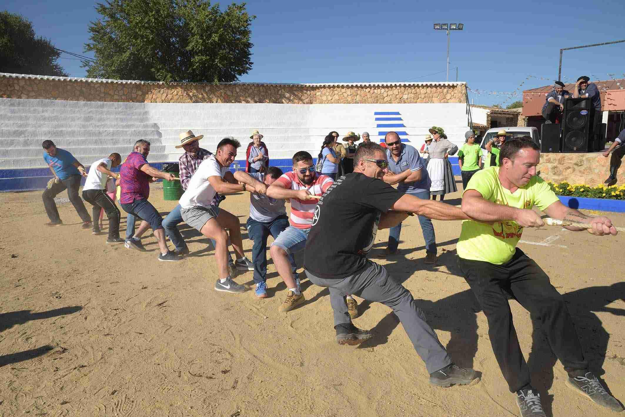 Los argamasilleros disfrutan y potencian sus tradiciones en la XIX Fiesta de la Vendimia 16