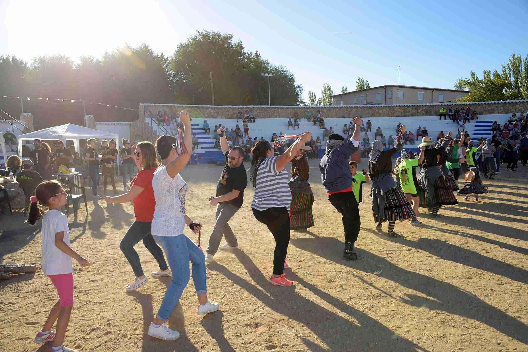 Los argamasilleros disfrutan y potencian sus tradiciones en la XIX Fiesta de la Vendimia 11