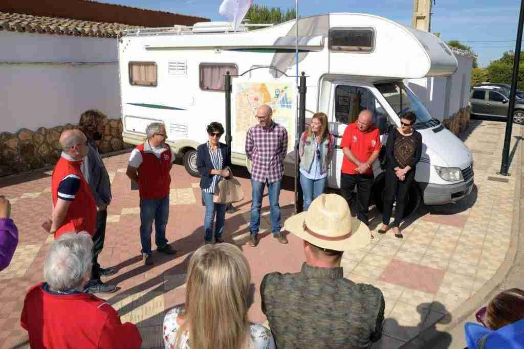 Argamasilla de Alba habilita en el recinto ferial un aparcamiento de autocaravanas 7