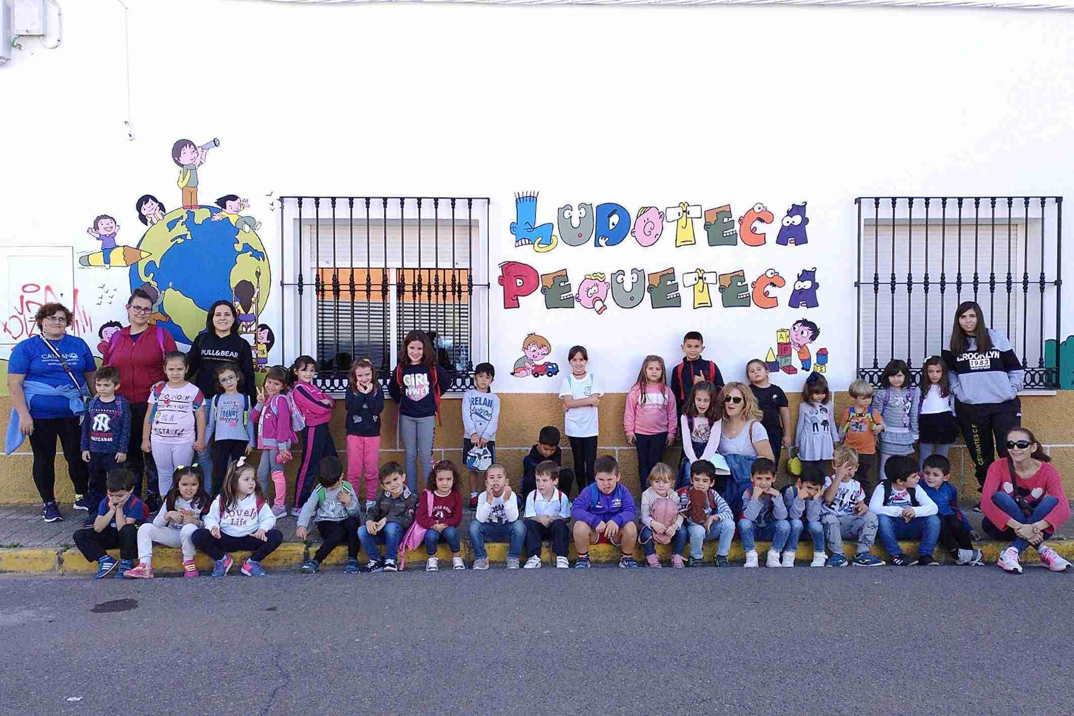 Pequeteca y Ludoteca completan todas las plazas ofertadas para el curso 2018/19 5