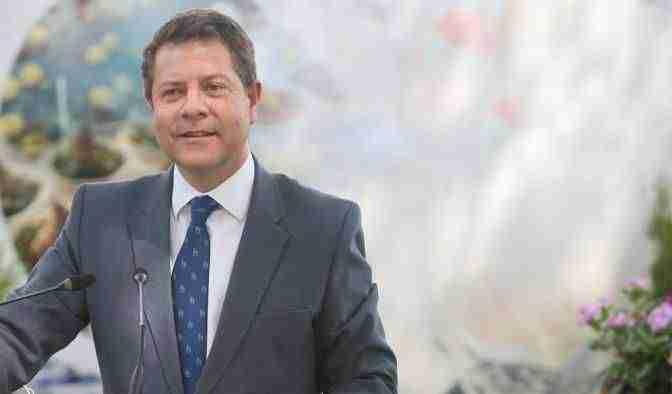 Presidente de Castilla-La Mancha, Emiliano García-Page Sánchez