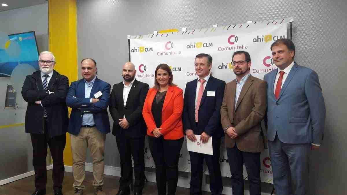 60.000 hogares castellano-manchegos disfrutarán de la fibra de Ahí+ Comunitelia 1