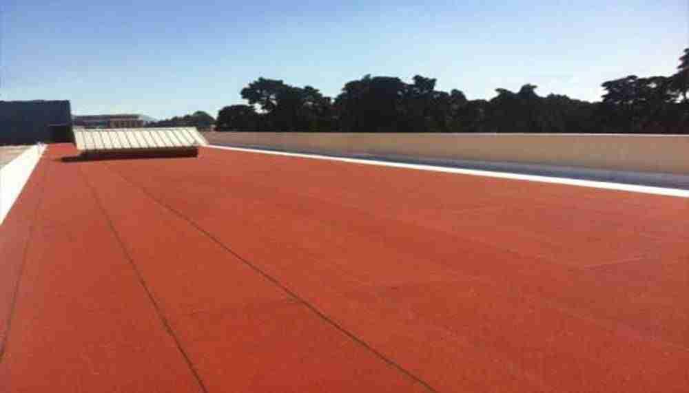 Cómo impermeabilizar correctamente la cubierta de los edificios 3