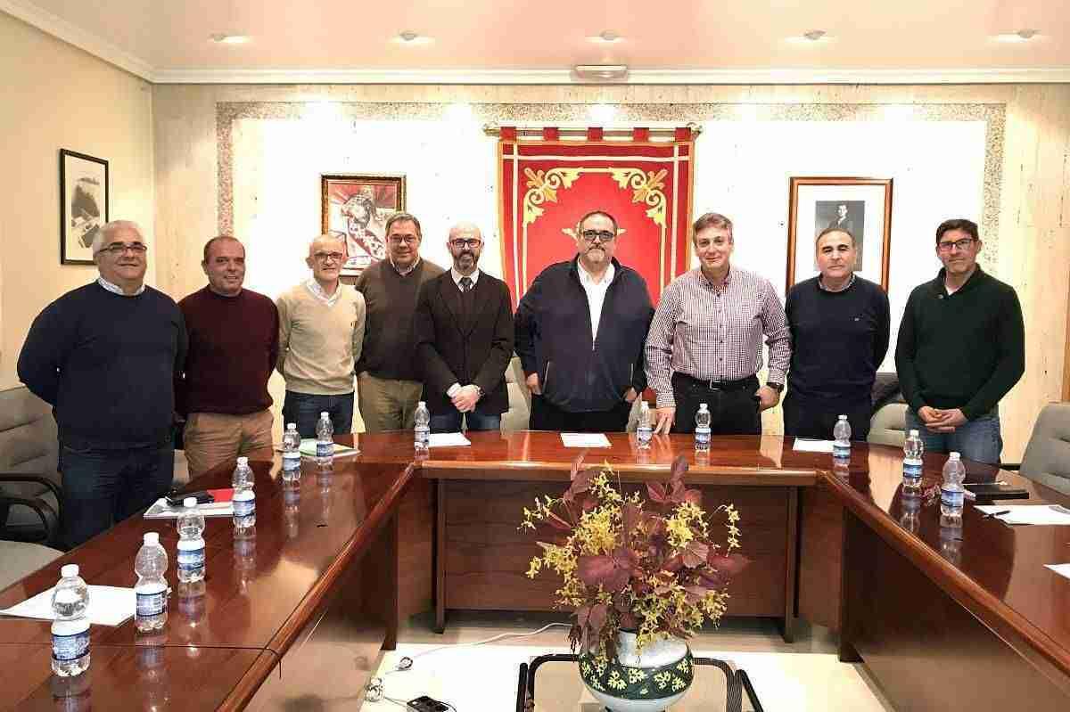 La Comisión de Gobierno de Comsermancha se reúne en Villafranca de los Caballeros 1