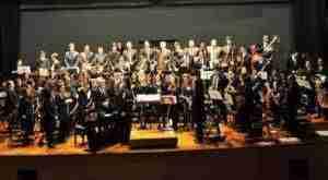 Conciertos de Navidad en Quintanar de la mano de la Banda Sinfónica y de la Unión Musical Quintanareña 5