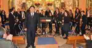 Conciertos de Navidad en Quintanar de la mano de la Banda Sinfónica y de la Unión Musical Quintanareña 6