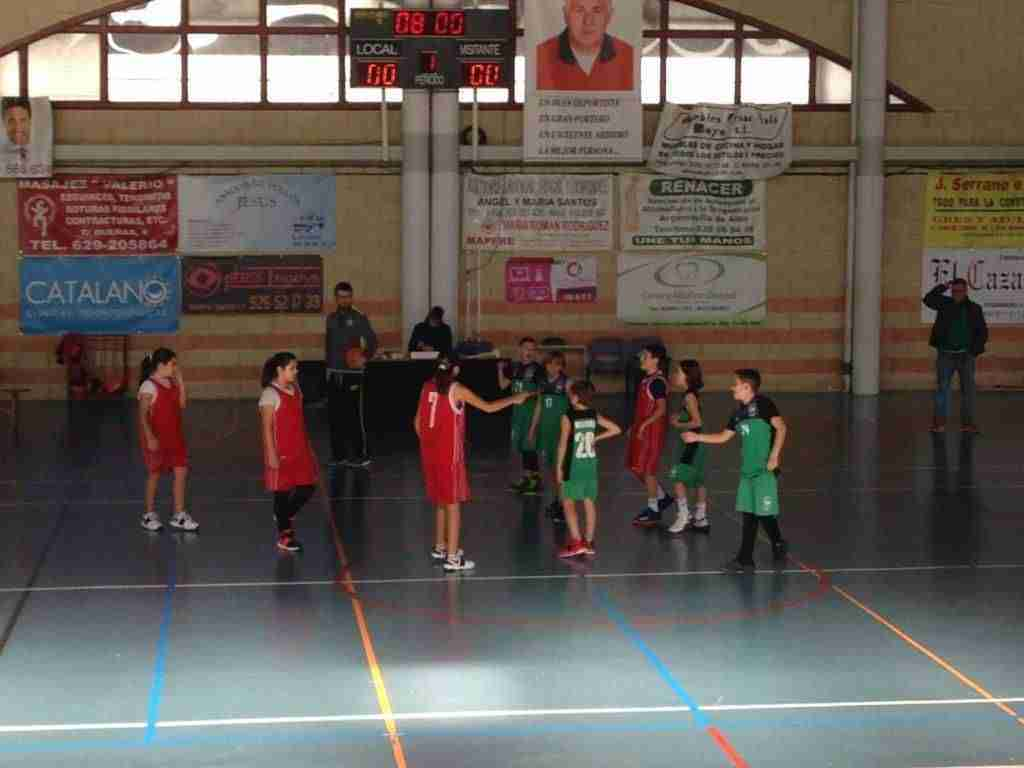 Crónicas Baloncesto Criptana 14-15-16 diciembre 1