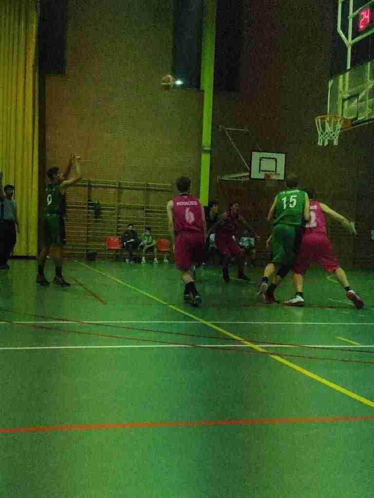 Crónicas Baloncesto Criptana 14-15-16 diciembre 2