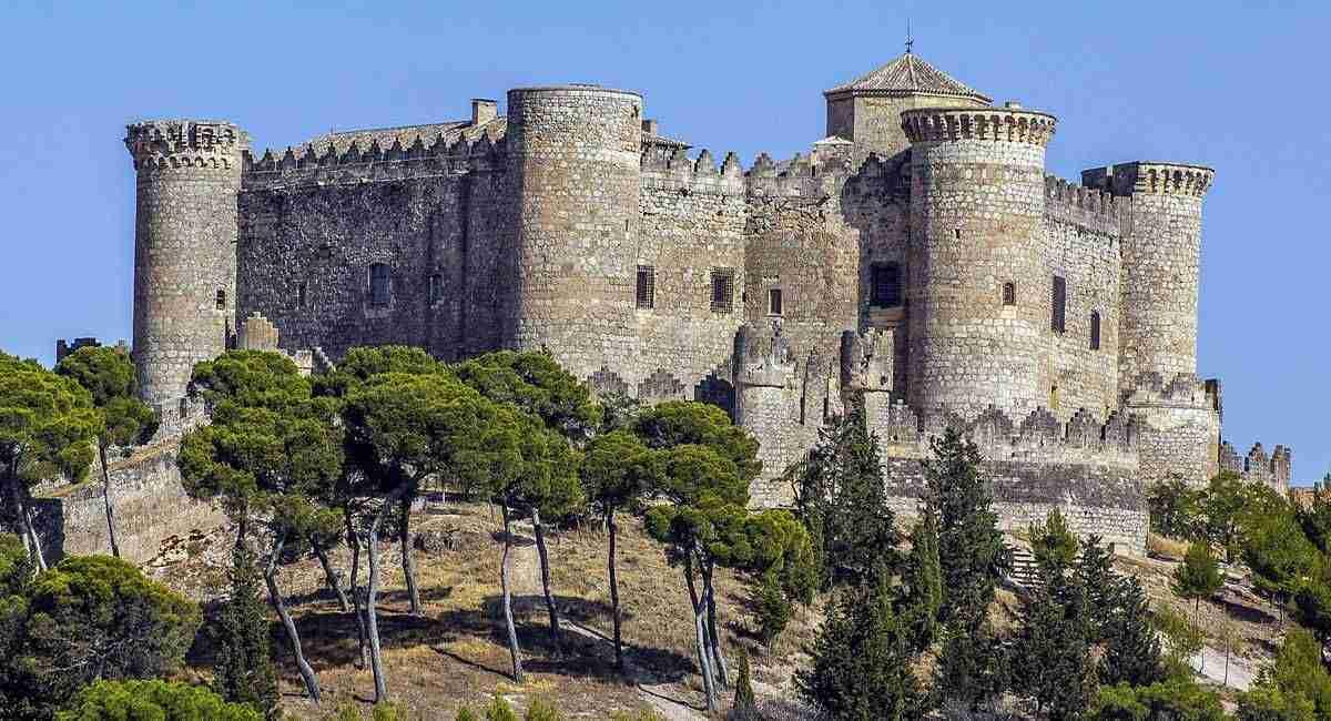 La ruta de los castillos de Castilla-La Mancha 4