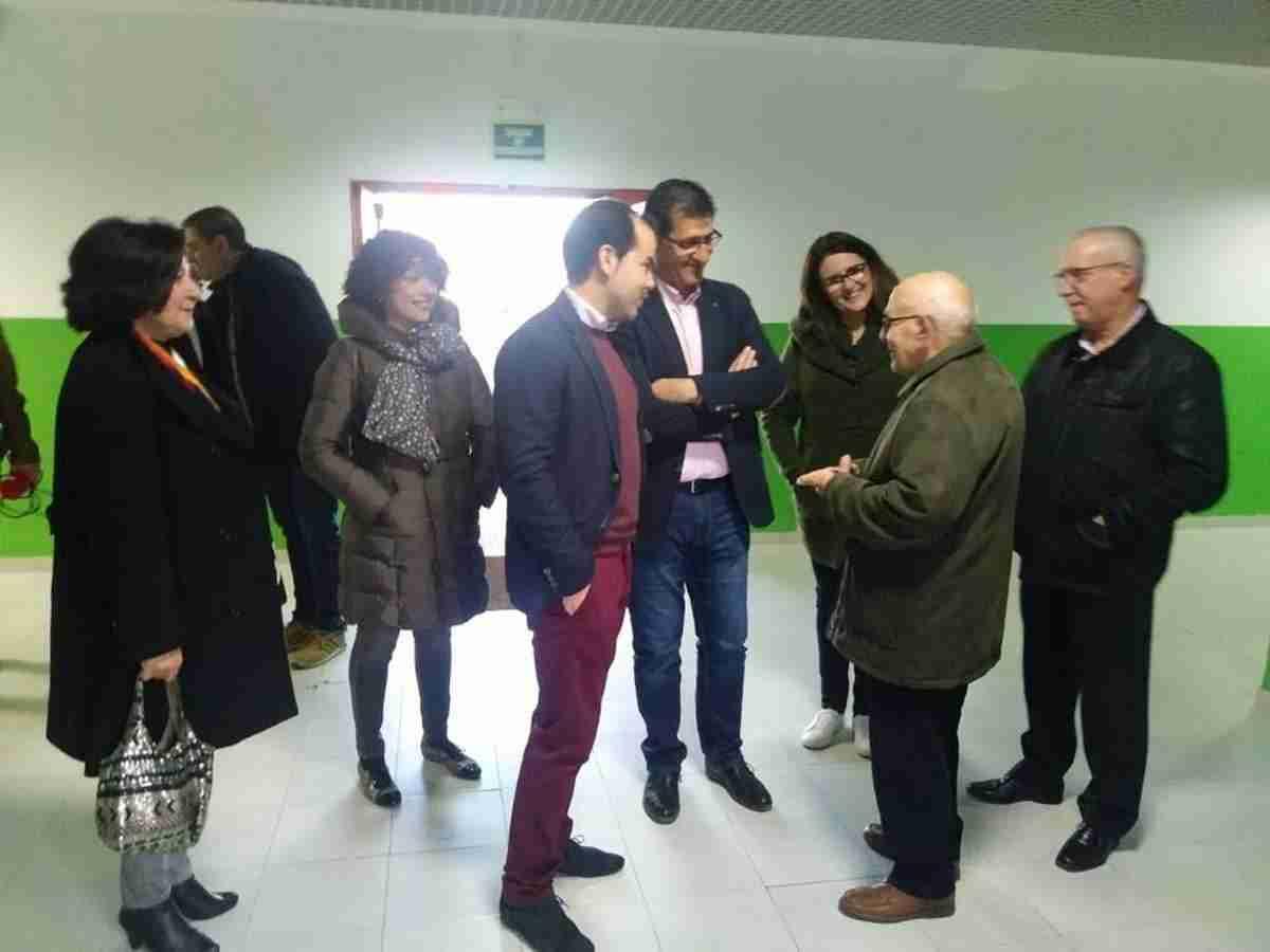 Diputación de Ciudad Real equipa y amplia el campo de fútbol de Herencia 7