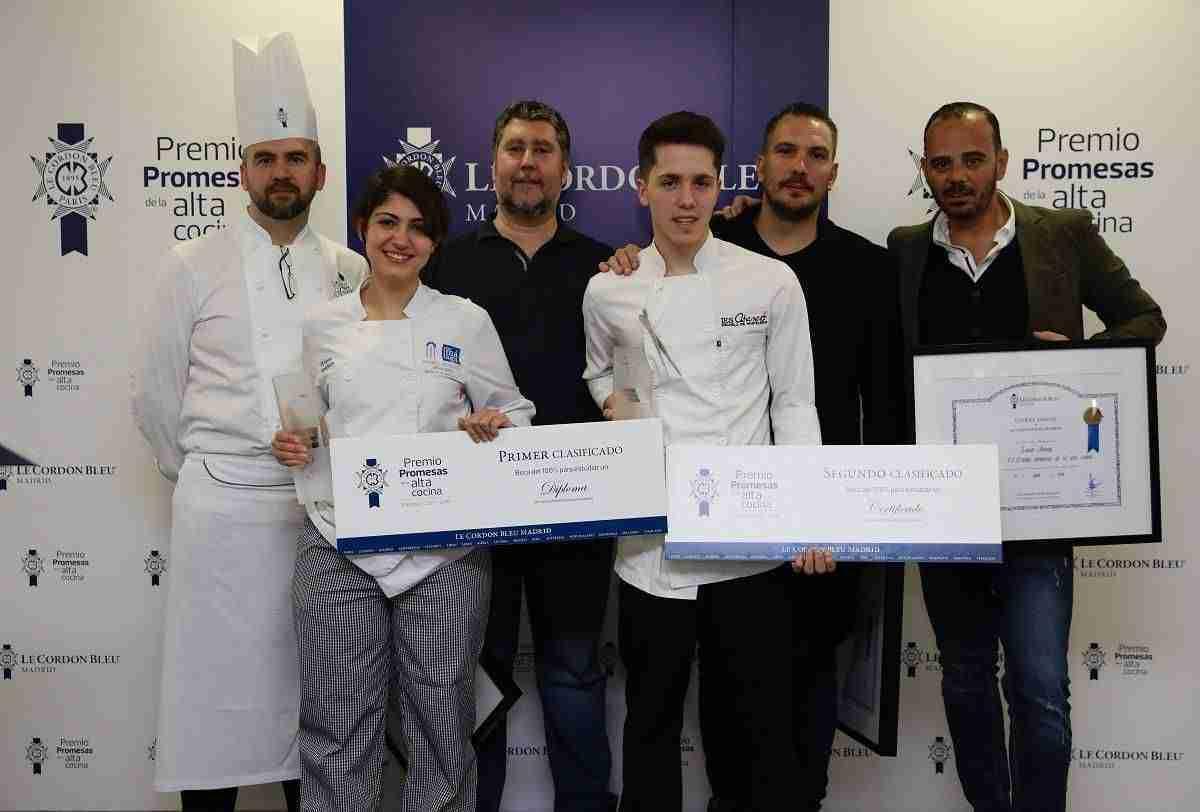 Última semana para que los estudiantes de ciudad real participen en la vii edición del premio promesas de la alta cocina de le cordon bleu 1