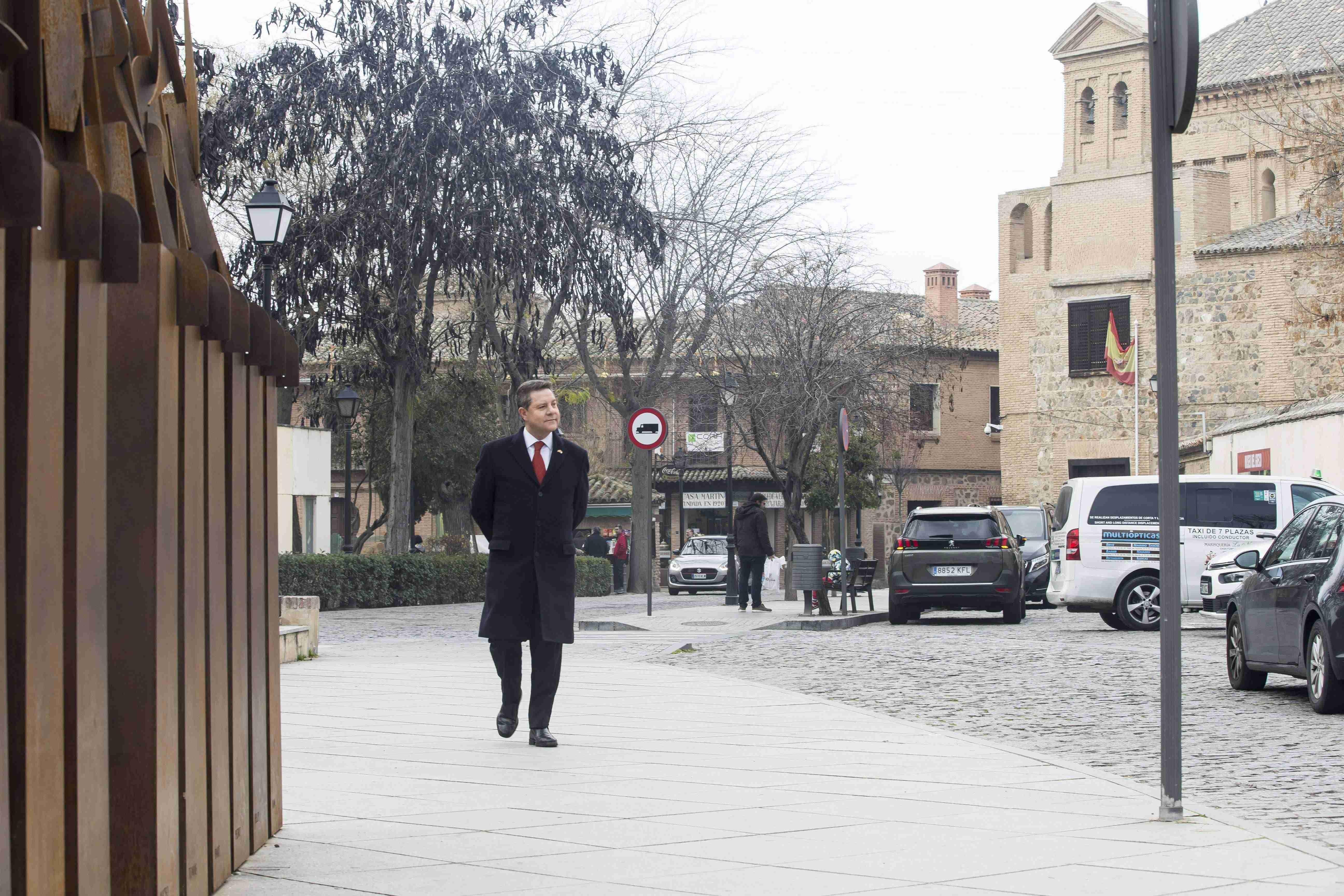 Mensaje de Año Nuevo del presidente de Castilla-La Mancha 5