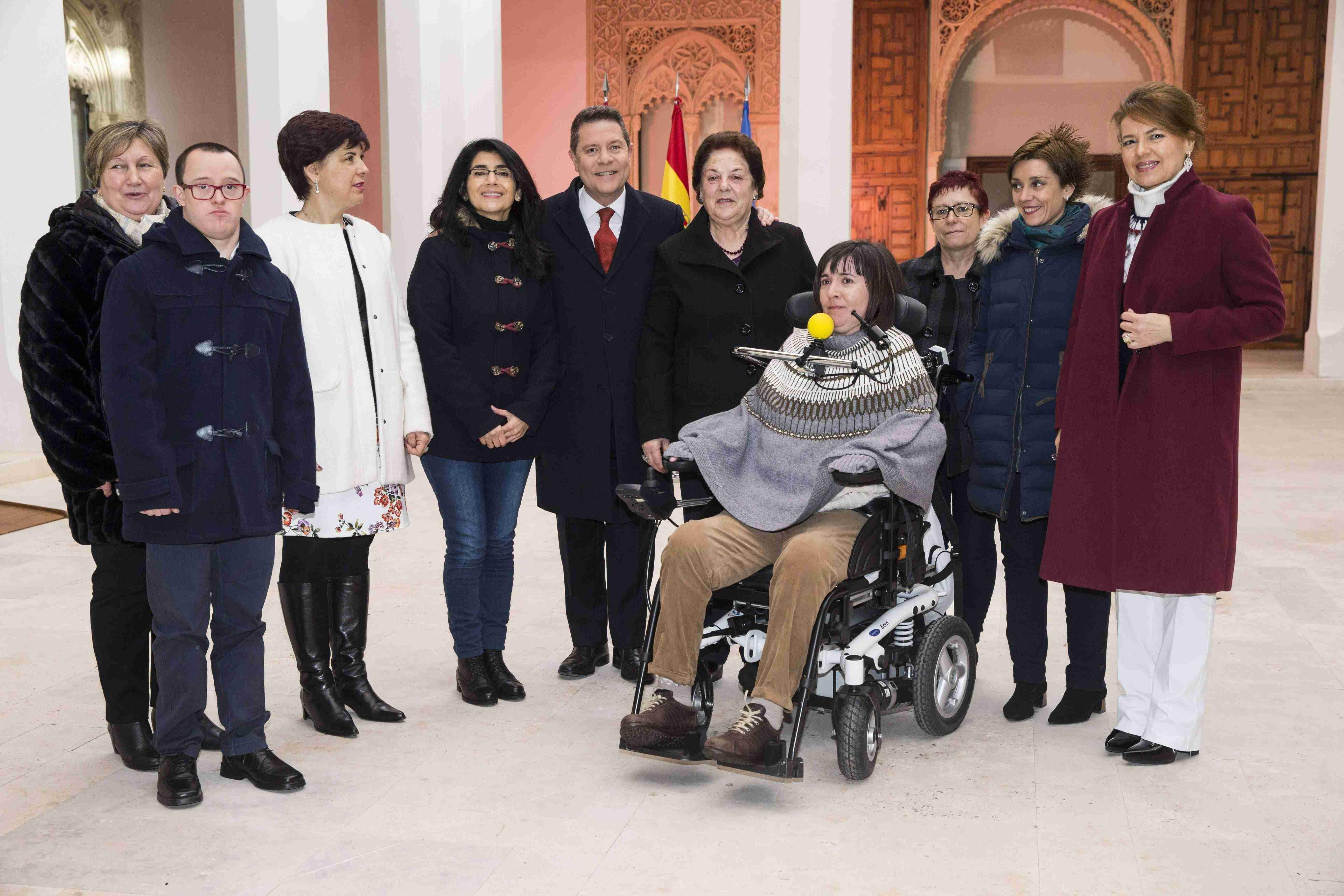 Mensaje de Año Nuevo del presidente de Castilla-La Mancha 10