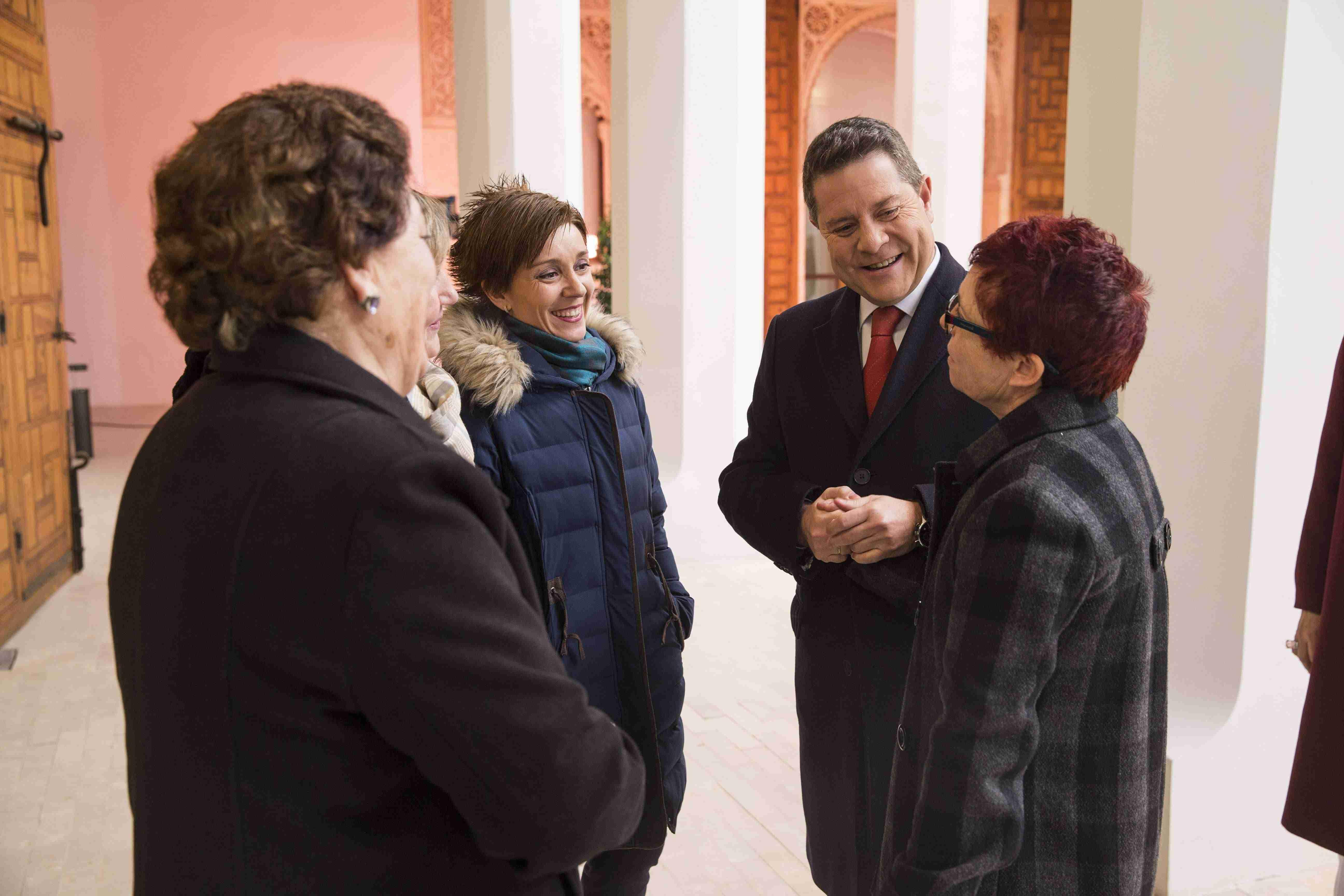 Mensaje de Año Nuevo del presidente de Castilla-La Mancha 12