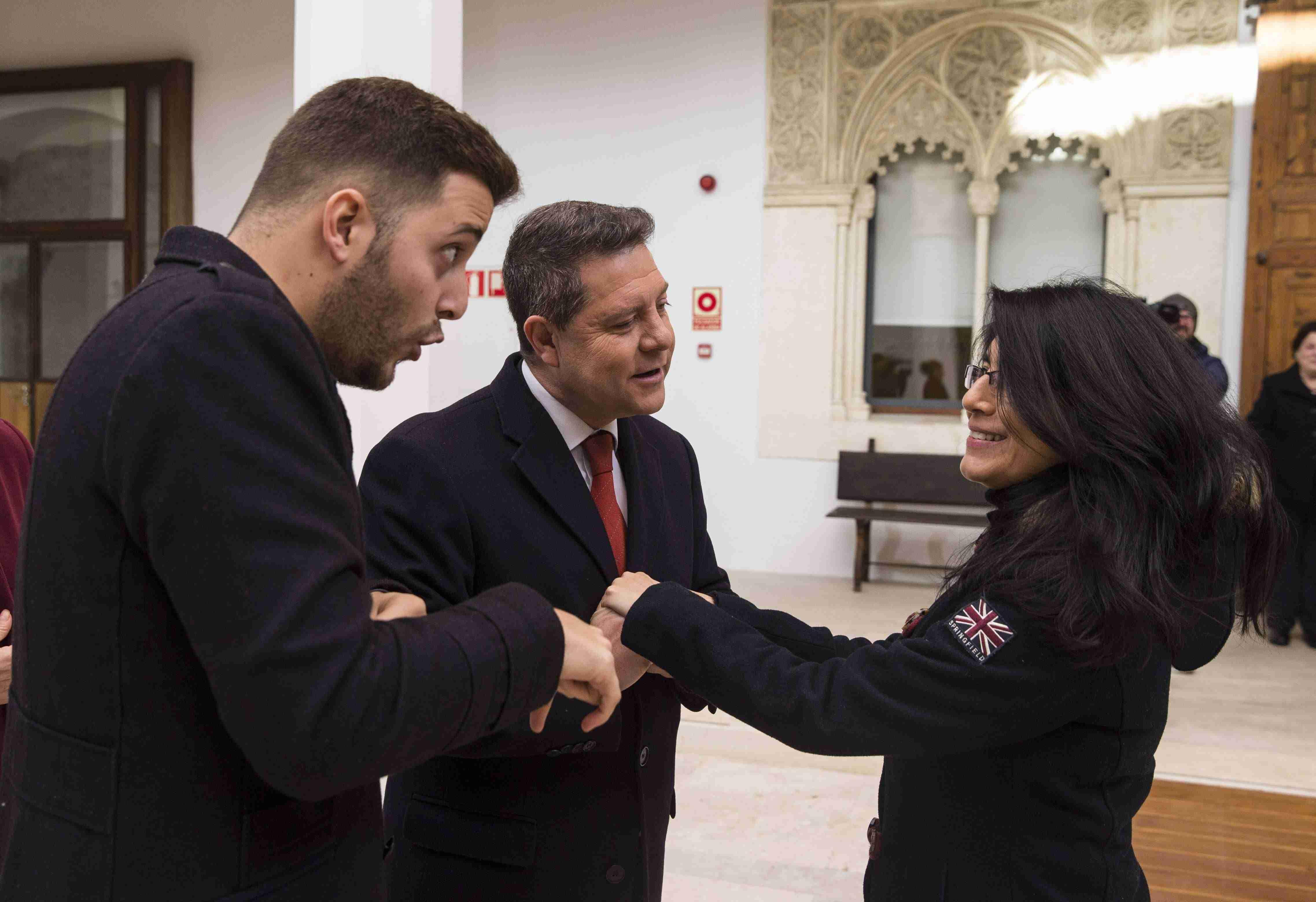 Mensaje de Año Nuevo del presidente de Castilla-La Mancha 14