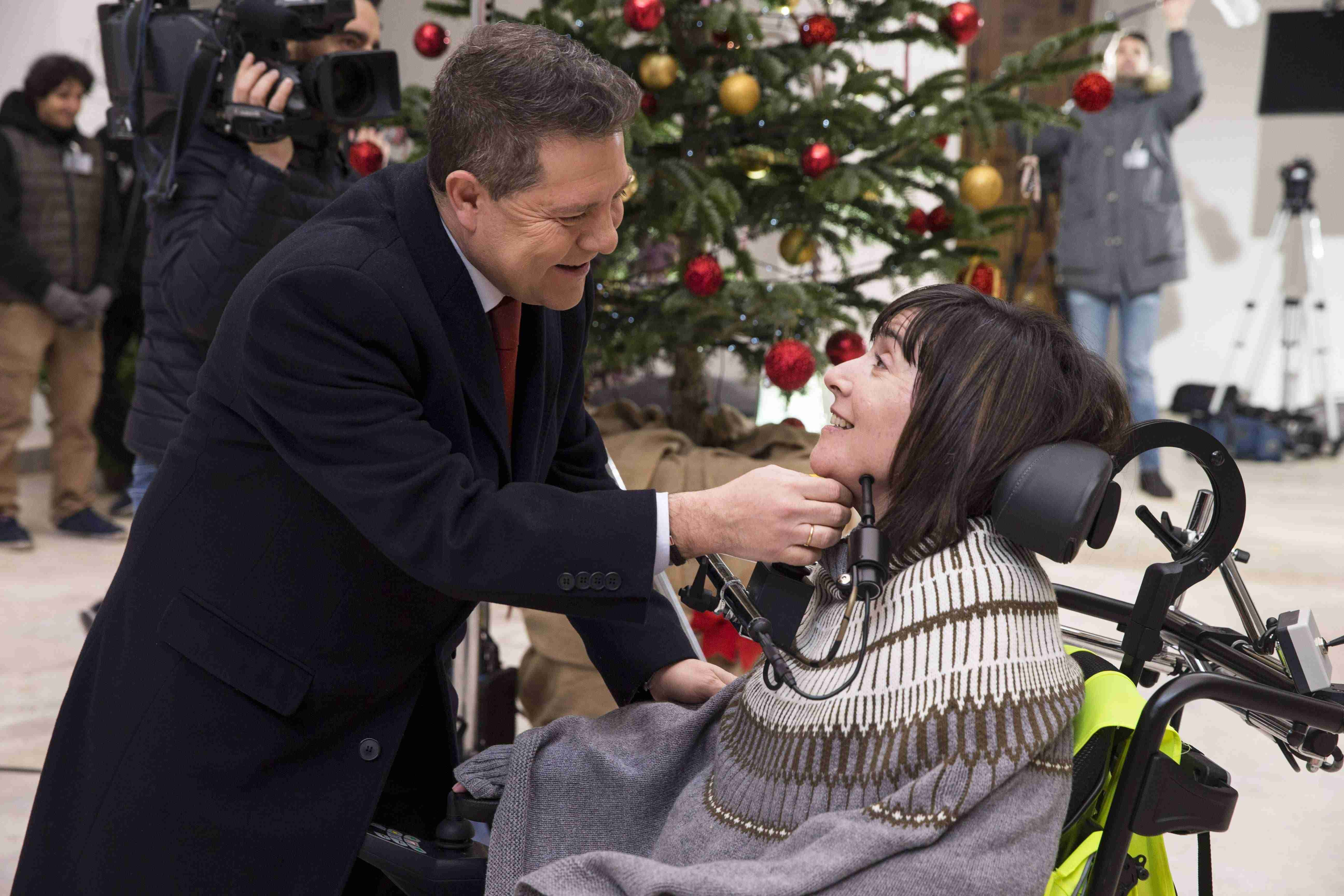 Mensaje de Año Nuevo del presidente de Castilla-La Mancha 16