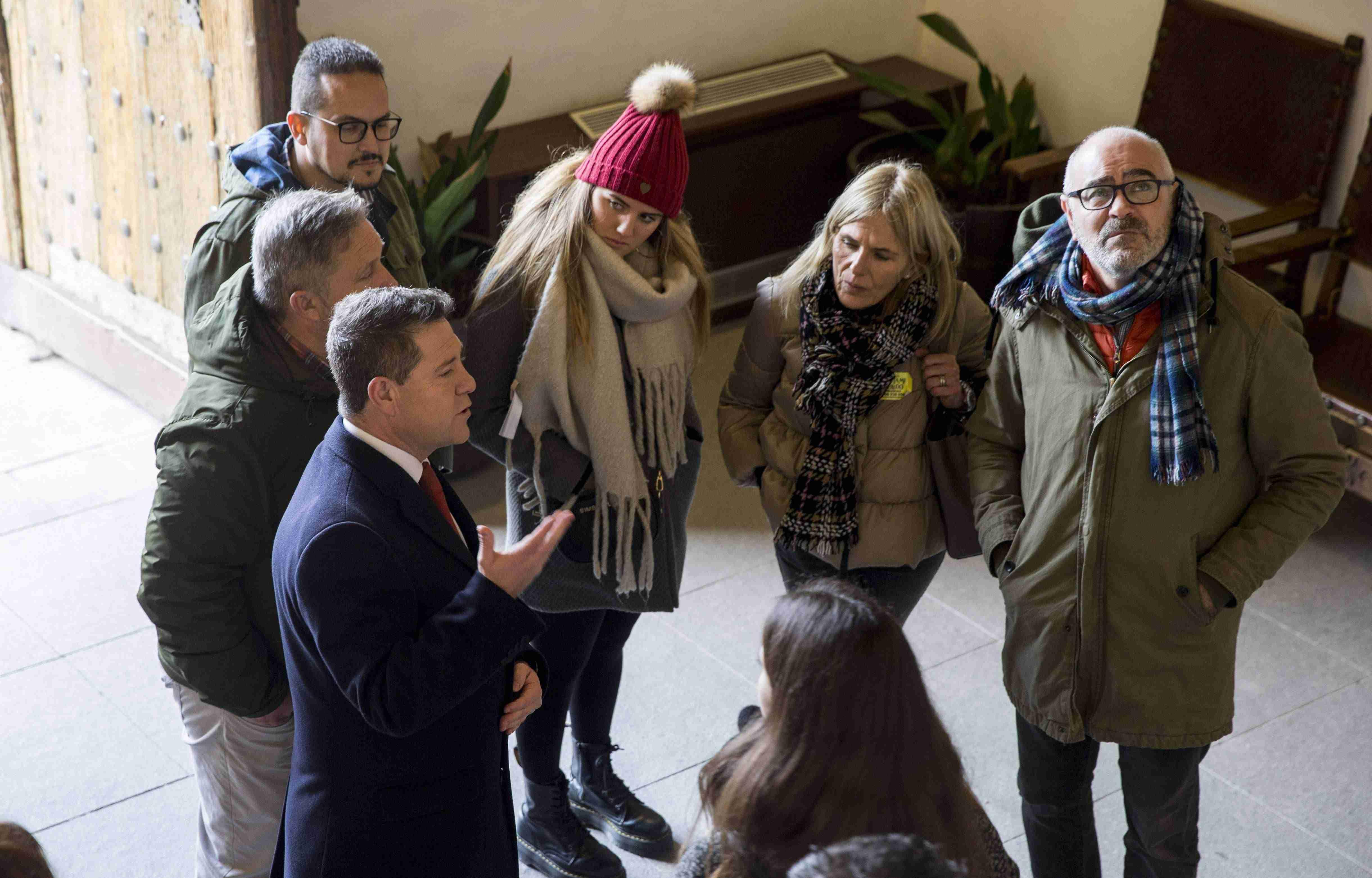 Mensaje de Año Nuevo del presidente de Castilla-La Mancha 18