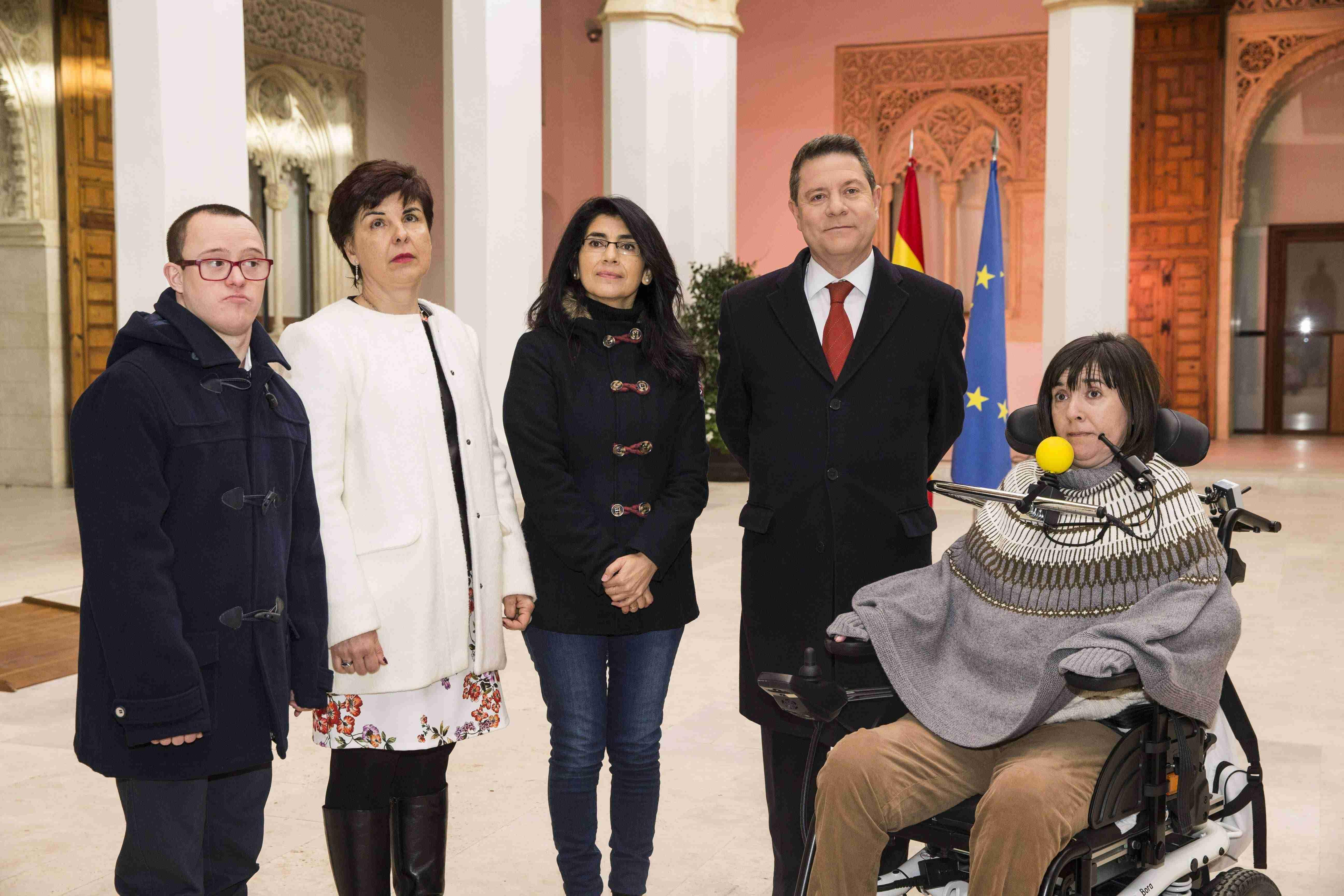 Mensaje de Año Nuevo del presidente de Castilla-La Mancha 19