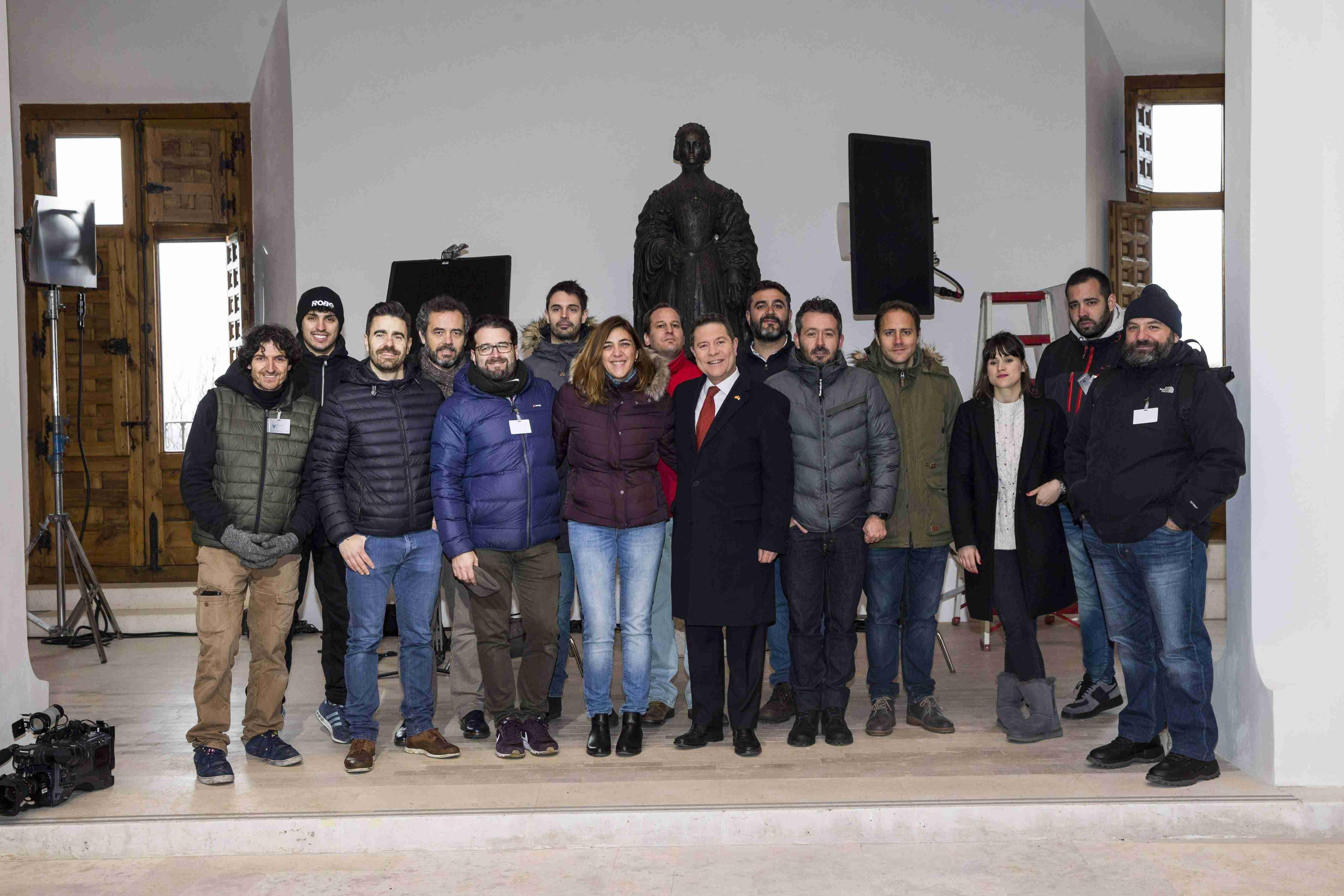 Mensaje de Año Nuevo del presidente de Castilla-La Mancha 20