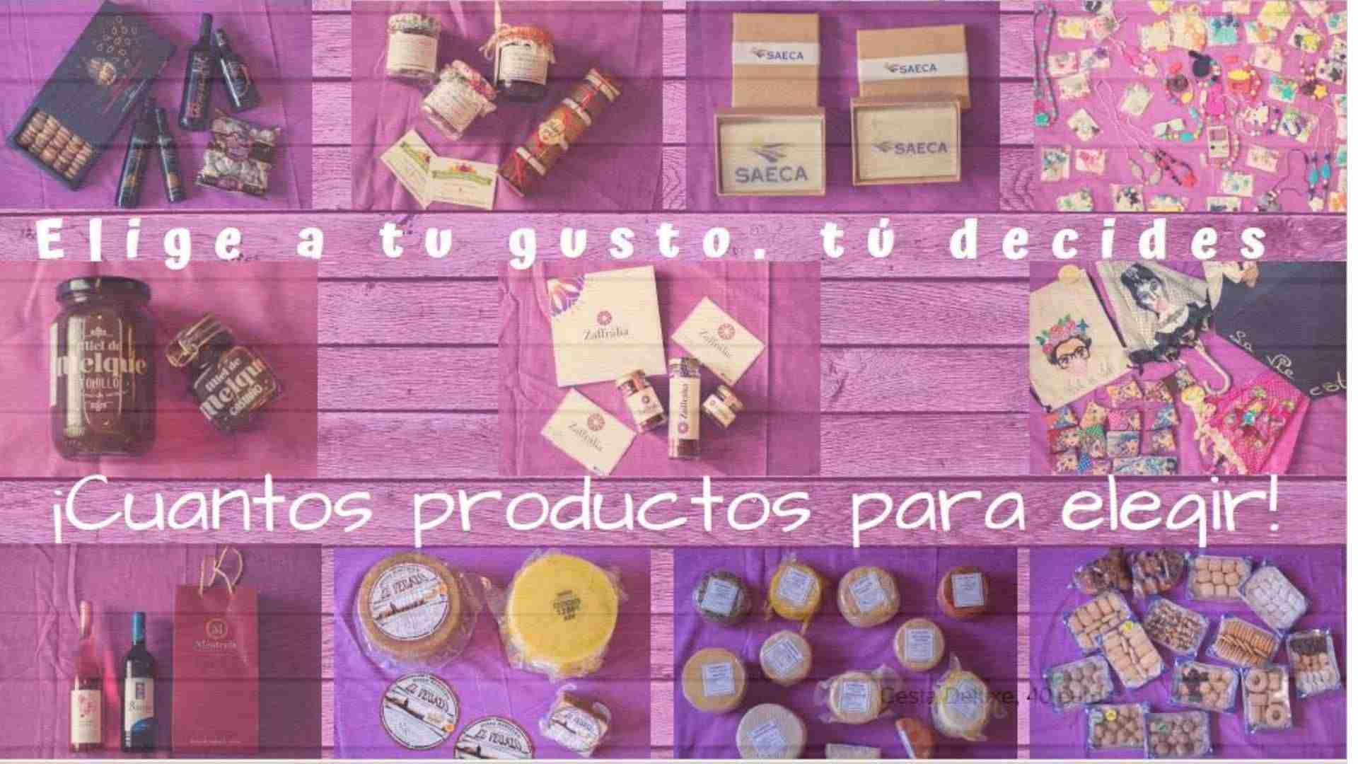 Productos de mujeres rurales para promocionar los canales cortos de comercialización 22