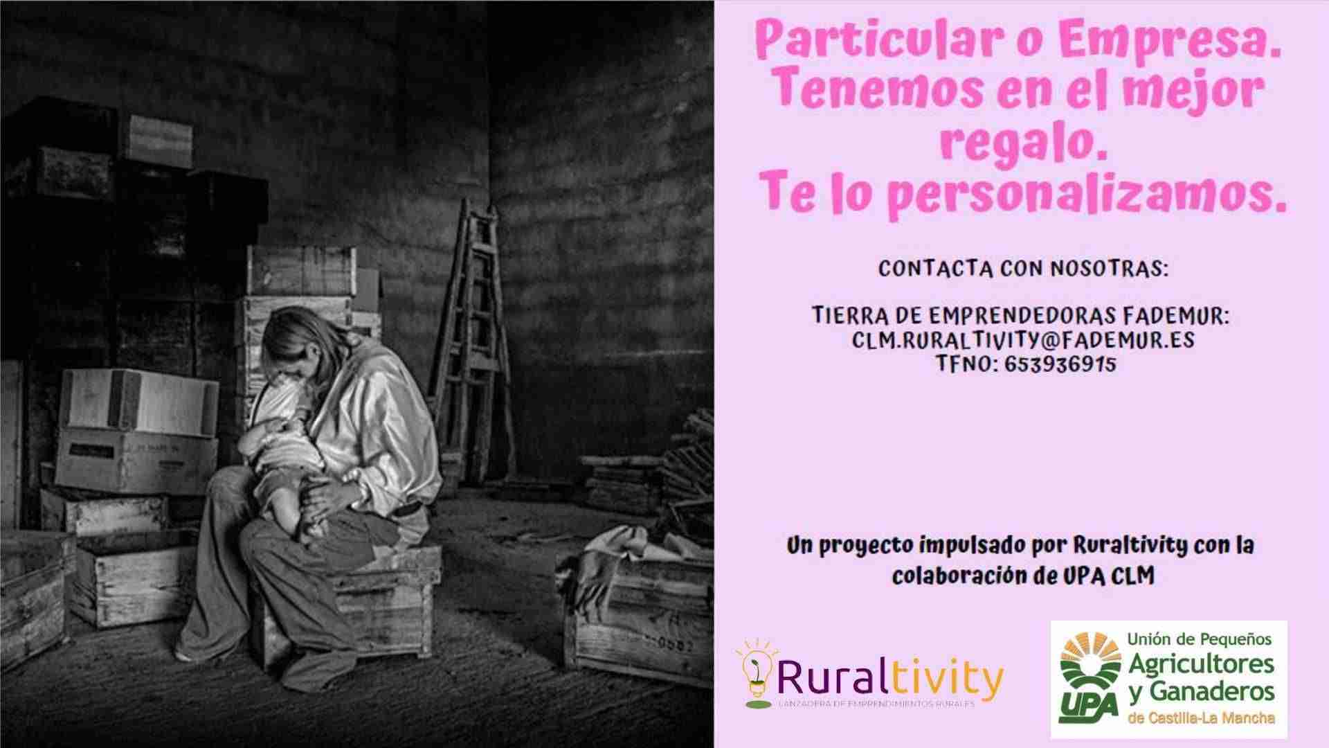 Productos de mujeres rurales para promocionar los canales cortos de comercialización 26