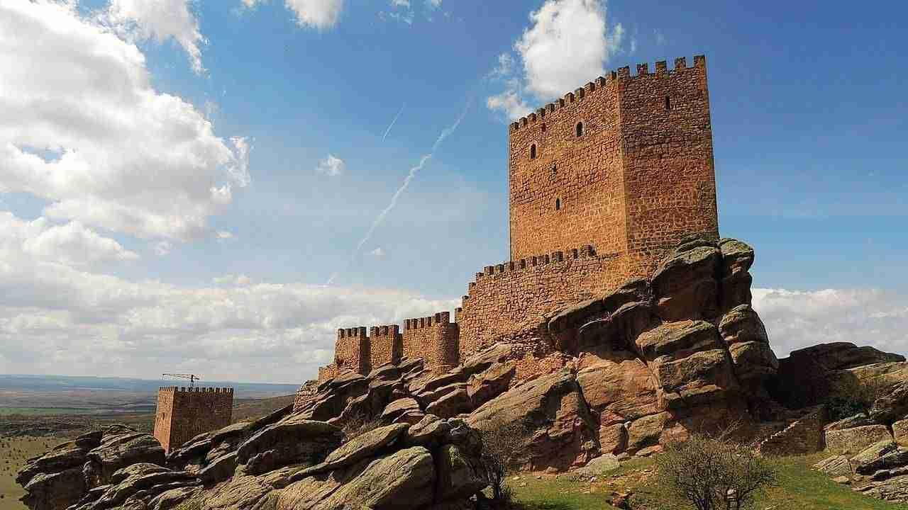 La ruta de los castillos de Castilla-La Mancha 5