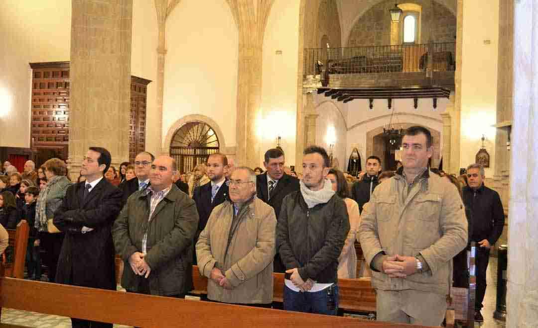 Gran participación en las fiestas de San Antón de Quintanar de la Orden 2