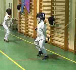 Más de un centenar de tiradores de Castilla-La Mancha se dan cita en el II Torneo Regional de Esgrima de Menores y el II Encuentro Liga de Equipos 3