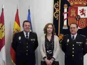 Camacho Pedrero, nuevo jefe provincial de Operaciones 3