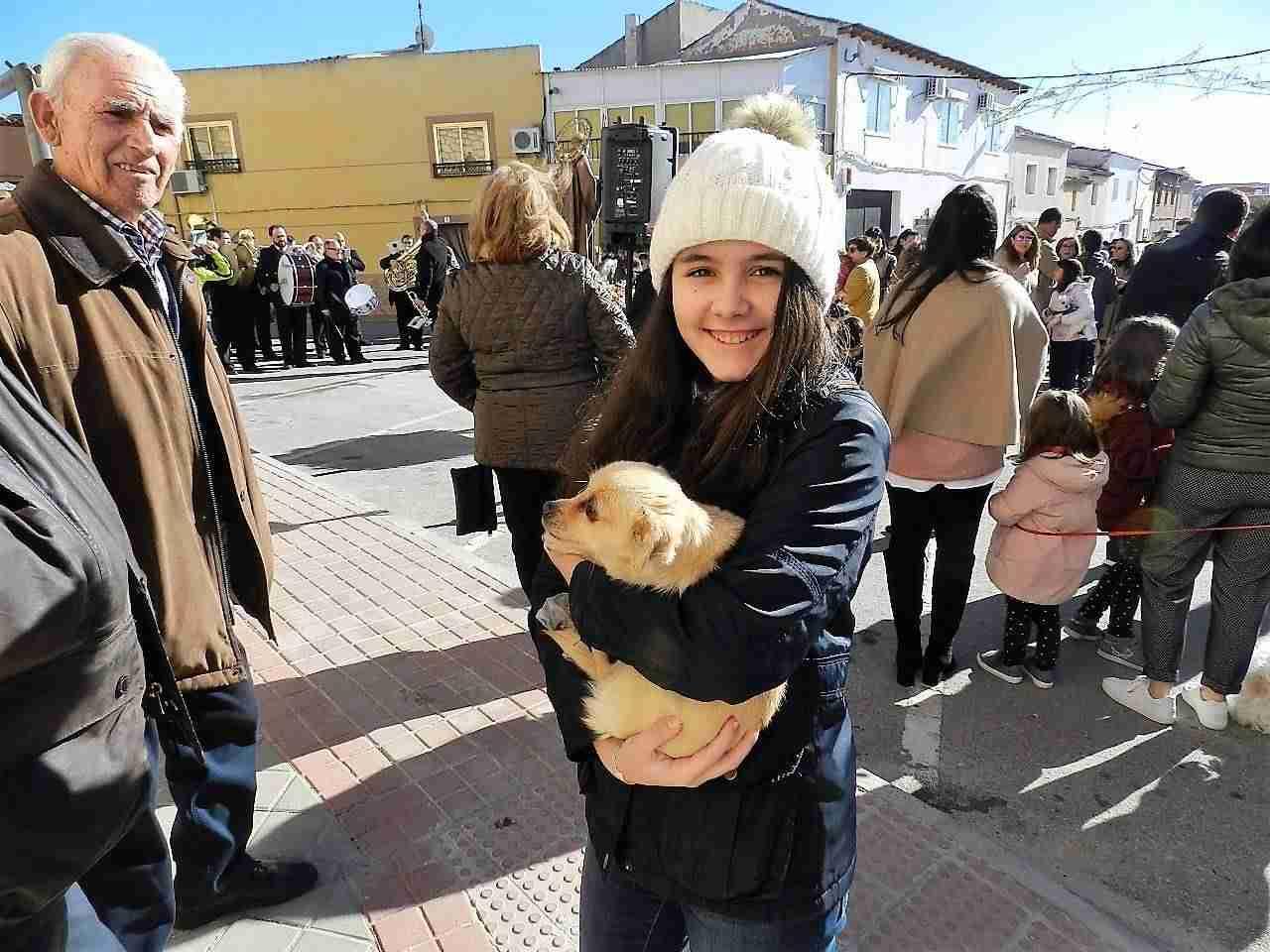 Gran participación en las fiestas de San Antón de Quintanar de la Orden 7