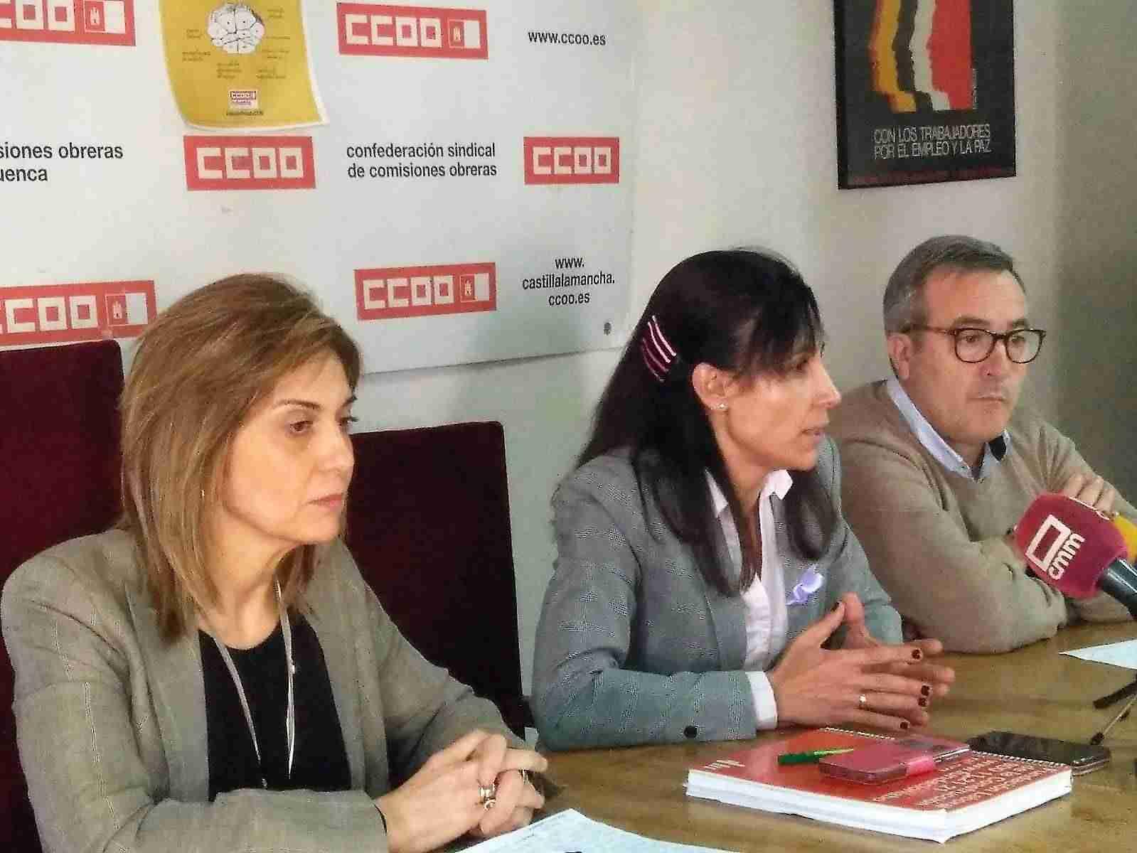 """CCOO denuncia """"el fraude, los abusos y la precariedad laboral generalizados en el sector del ajo en CLM"""" 5"""
